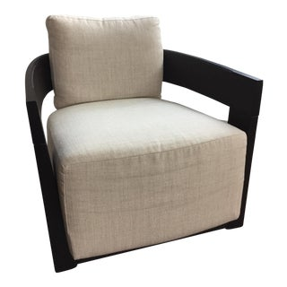 Home Element Ivory Cindy Chair