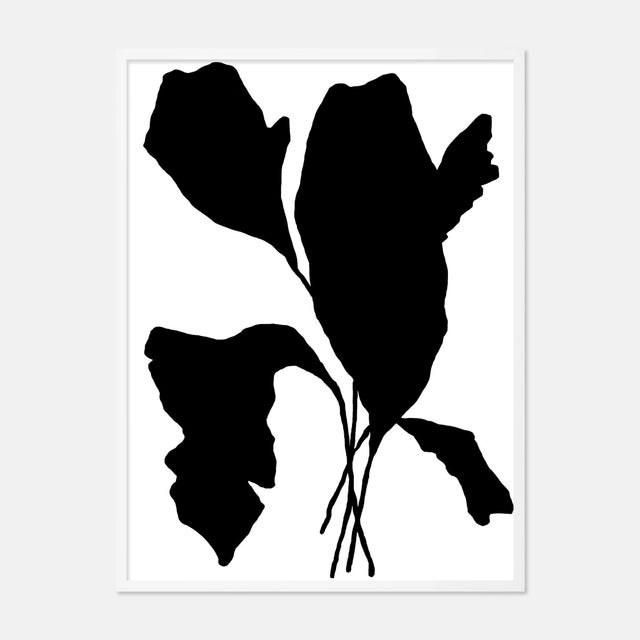 Not Yet Made - Made To Order Black and White Gallery Wall, Set of 4 For Sale - Image 5 of 11