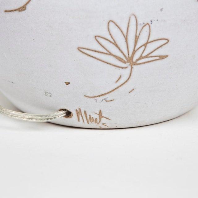 Mid-Century Modern Gordon Martz/Marshall Table Lamp For Sale - Image 3 of 7