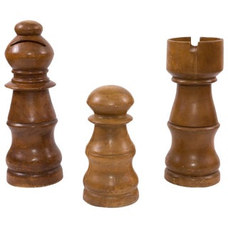 Life Size Chess Pieces