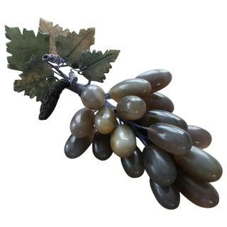 Vintage Marble Grape Cluster For Sale