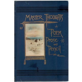 """Master Thoughts of Master Minds: Poem, Prose, and Pencil"" Book by W. Harrison Starkey"