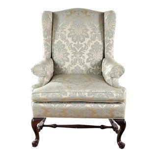 Ethan Allen Queen Anne Chair For Sale
