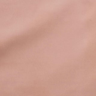 Schumacher Rocky Performance Velvet Fabric in Blush For Sale