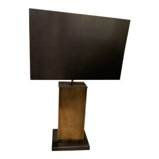 Visual Comfort Bronze Lamp For Sale