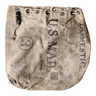 US Mail carrier bag circa 1964