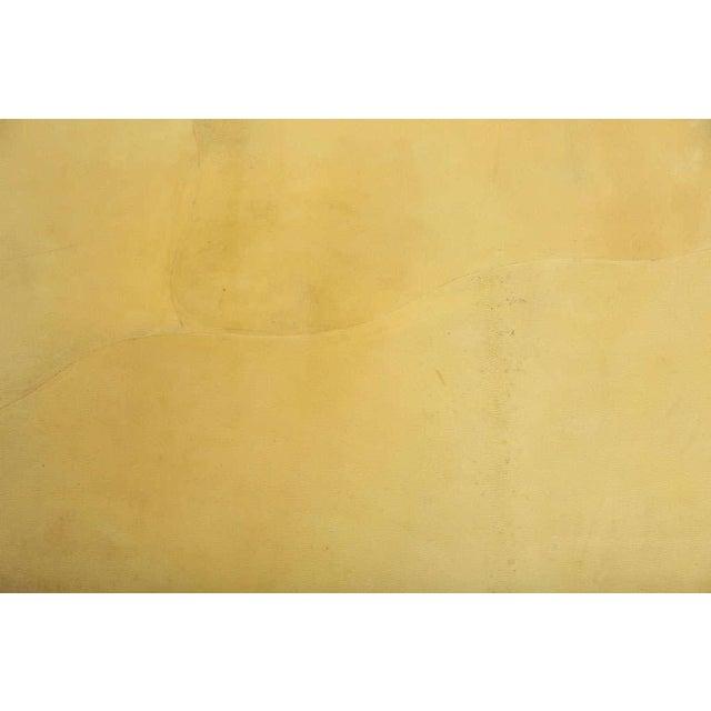 Animal Skin Large Enrique Garces Parchment End Table For Sale - Image 7 of 10