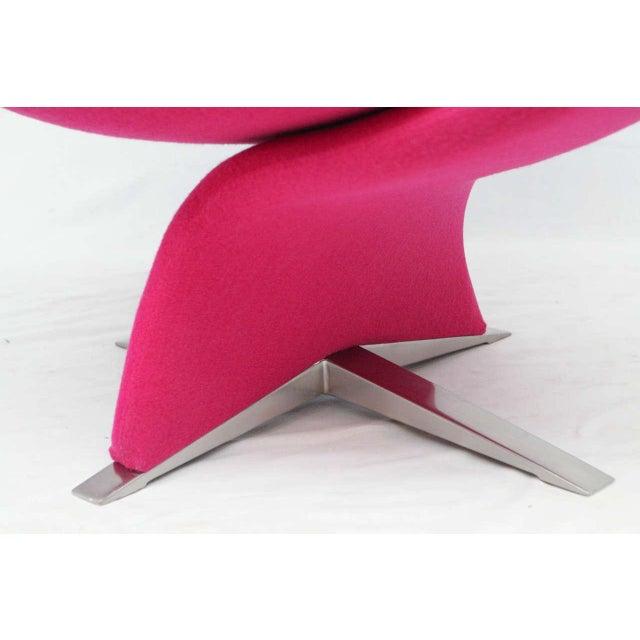 Unusual Danish Lounge Chair - Image 4 of 8