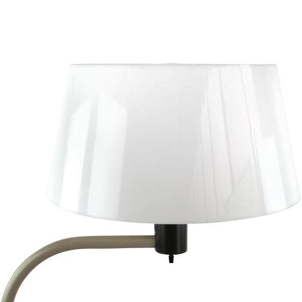 Lightolier Beige & Black Floor Lamp - Image 2 of 5