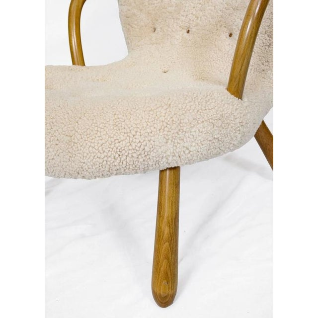 "Pair of Philip Arctander ""Clam"" Chairs - Image 9 of 10"