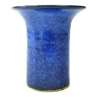 1970s Jette Andersen Ceramic Vase For Sale