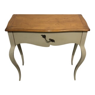 1990s Italian Console Table For Sale