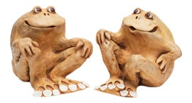 Image of Frog Figurines