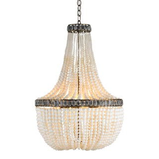 Hedy Cream Chandelier For Sale