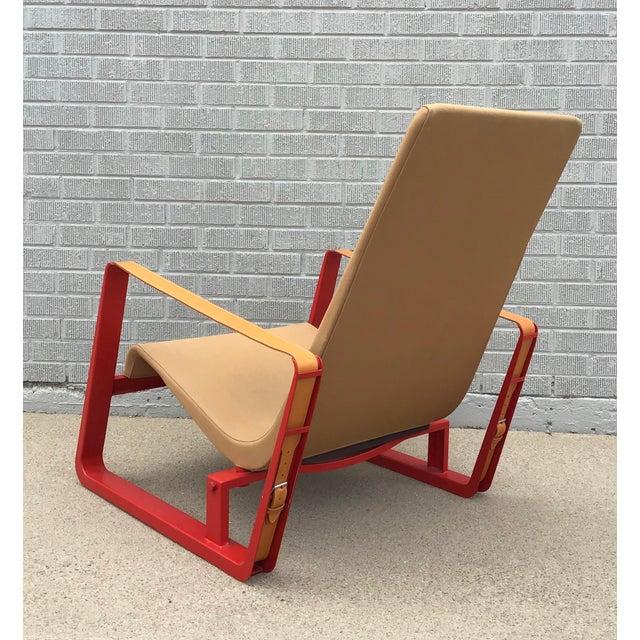 Metal Jean Prouvé for Vitra Cité Chair For Sale - Image 7 of 13