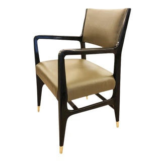 1950s Gio Ponti Armchair for Cassina, Italy For Sale