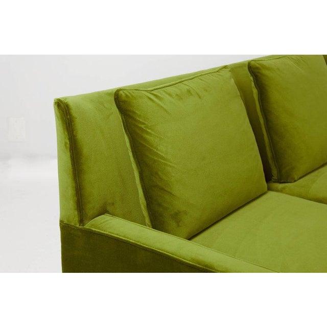 Paul McCobb Paul McCobb Wingback Sofa, 1955 For Sale - Image 4 of 6