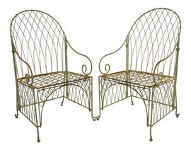 Image of Shabby Chic Patio and Garden Furniture