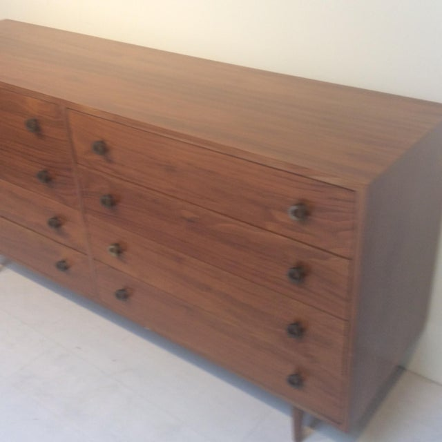 This beautiful dresser is by Glenn of California and is highly desirable for it's designer quality and detail. This...