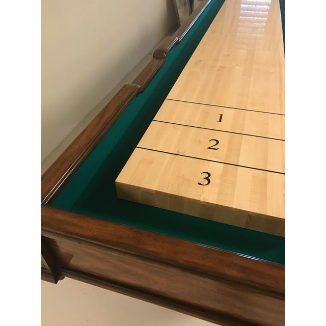 Maitland Smith Shuffleboard Game Table For Sale - Image 6 of 6