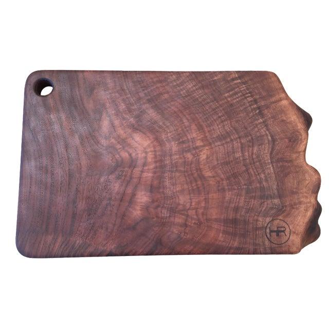 Live Edge Walnut Cutting Board - Image 1 of 5