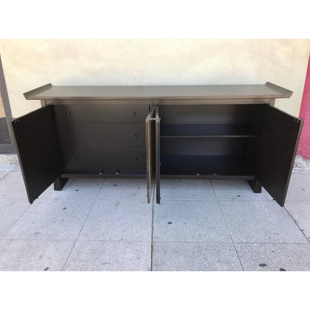 Bernhardt 2-Tone Asian Flair Sideboard For Sale In Los Angeles - Image 6 of 7