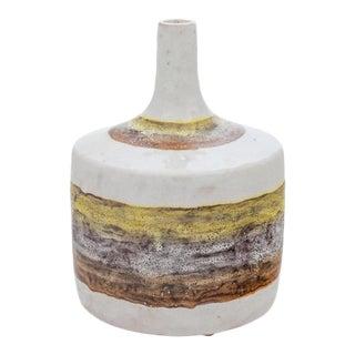 1970s Marcello Fantoni for Raymor Large Jug Form Vase For Sale