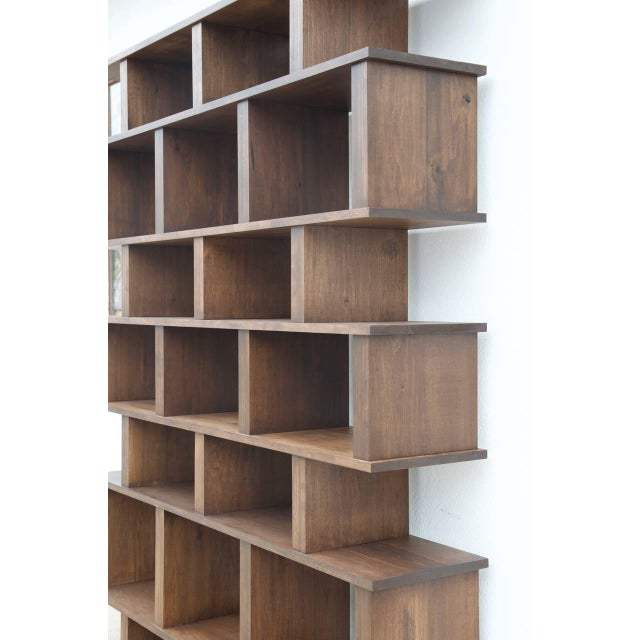 "2010s Contemporary Design Frères Tall ""Verticale"" Shelving Unit For Sale - Image 5 of 10"