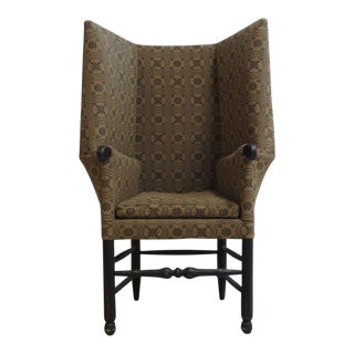Town & Country Furniture Co. Hood Throne Fireside Lounge Chair
