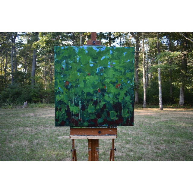 Lush Garden by Stephen Remick For Sale - Image 11 of 12