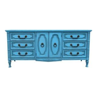Vintage Solid Wood Dixie Dresser