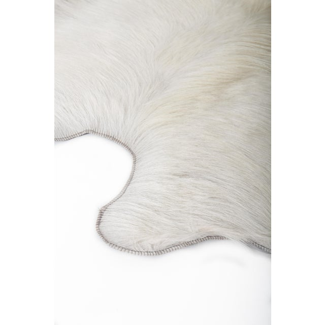 "Aydin Goatskin Patchwork Accent Area Rug - 4'7"" x 7'3"" - Image 4 of 8"