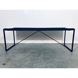 Maurizio Peregalli Modernist Bench for Zues, Italy 1980s Preview