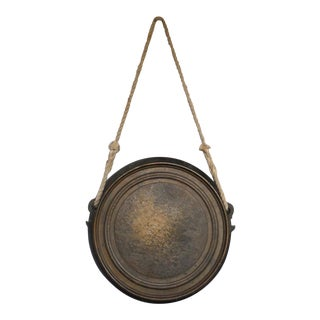 19th Century Japanese Temple Bell For Sale
