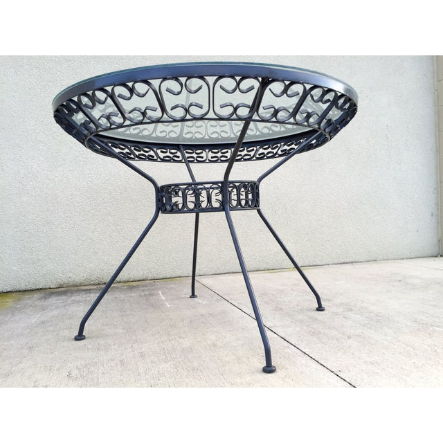 Arthur Umanoff Patio Dining Set For Sale In Tampa - Image 6 of 11
