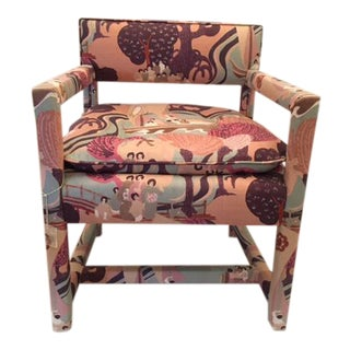 Highland House Morehead Chair
