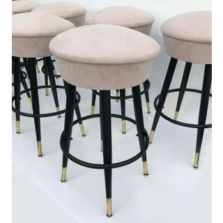 1970s Vintage Swiveling Bar Stools- Set of 8 Preview