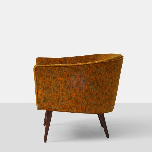 Milo Baughman for Thayer Coggin Milo Baughman- Lounge Chair For Sale - Image 4 of 8