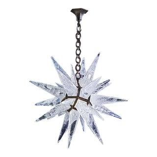 Rock Crystal Star Light