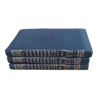 Le Morte Darthur Sir Thomas Mallory, Part the First, 2nd & 4th Edinburgh 1897 For Sale