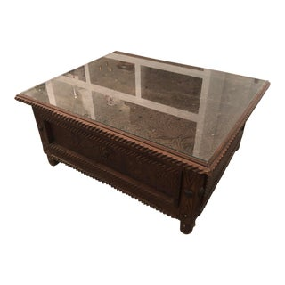 1990s Moroccan Coffee Table For Sale