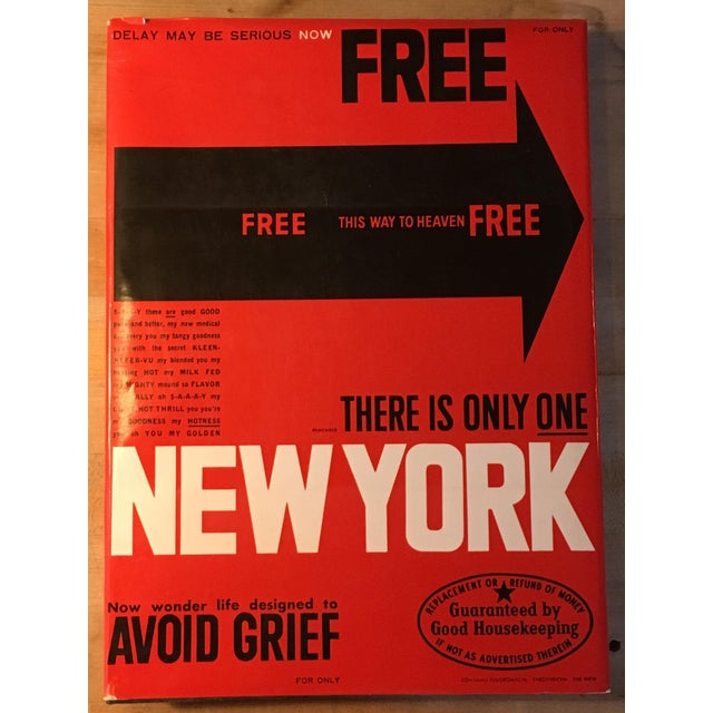 """William Klein """"New York"""" 1954-1955 Coffee Table Photography Art Book For Sale - Image 11 of 13"""