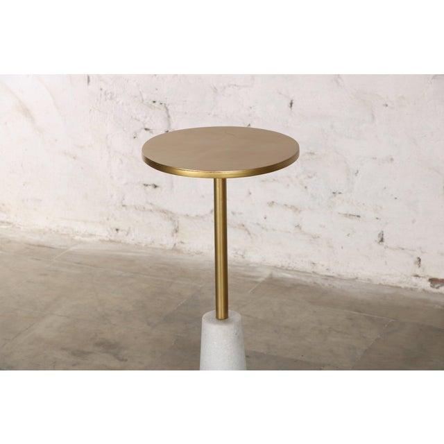 Erdos + Ko Home Bullock Side Table For Sale - Image 4 of 10