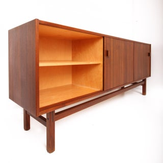 1960s Swedish Modern Nils Jonsson for Troeds Teak Sideboard Preview