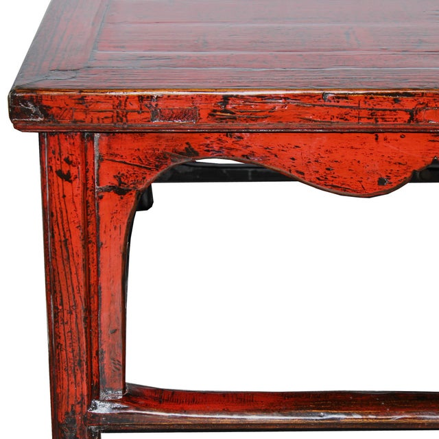 Beijing Red Coffee Table - Image 3 of 5