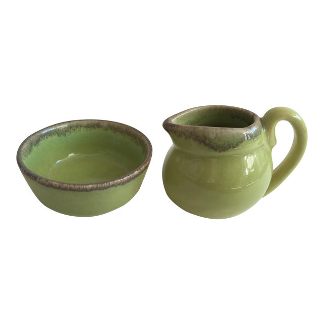 Winfield Gabriel Pasadena Sugar & Creamer For Sale