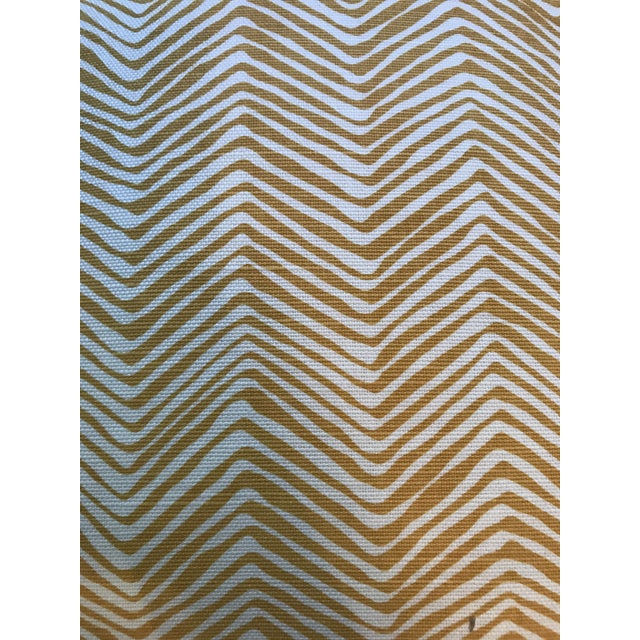 Quadrille China Seas Zig Zag Pillows - a Pair For Sale In Raleigh - Image 6 of 7