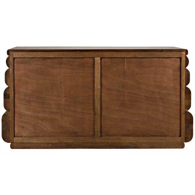 Corinth Sideboard, Dark Walnut For Sale - Image 9 of 11