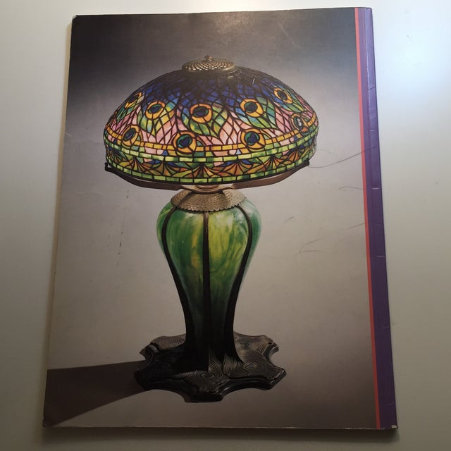 Traditional 1993 The Lamps of Tiffany Book For Sale - Image 3 of 11