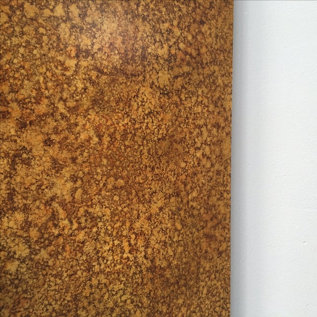 Splattered Lacquer Console - Image 3 of 3